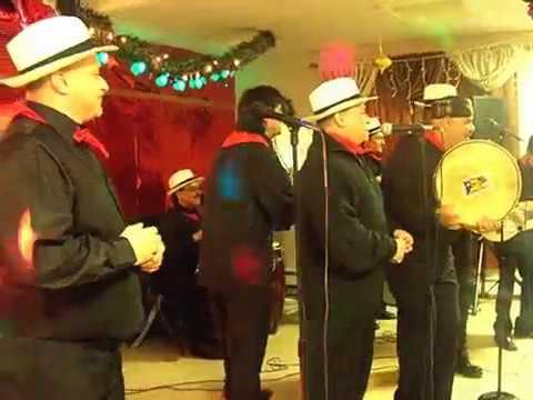 Puerto Rican Bomba & Plena with 5 en Plena Casabe X-mas Party