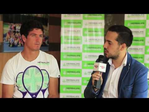 Emilio Gómez: Balance de temporada, tenis ecuatoriano y proyección 2017