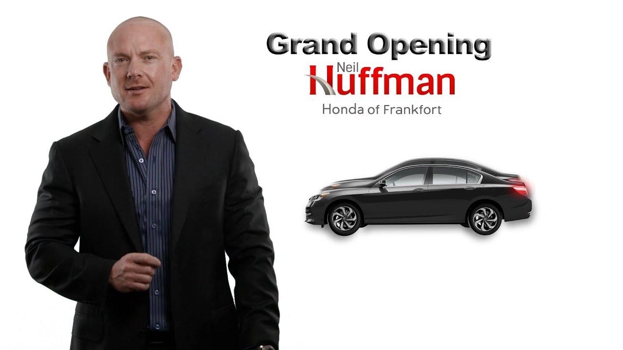 Neil Huffman Honda >> Neil Huffman Honda Of Frankfort Honda Accord Special Youtube
