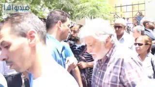 بالفيديو: المخرج محسن أحمد في وداع صديق العمر محمد خان
