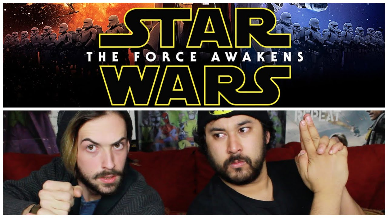 Download STAR WARS: EPISODE VII - THE FORCE AWAKENS MOVIE REVIEW!!!