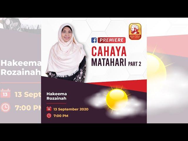 CAHAYA MATAHARI PART 2