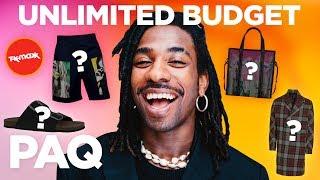 Unlimited Budget Shopping Showdown in TK Maxx!