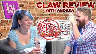 NO LAW WHEN YOU DRINK THE CLAW - LETS DRINK With Andrea