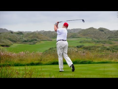 CEOs & Lobbyists Paying Millions to Trump Golf Course to Access Trump