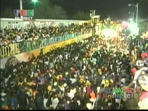 Djakout #1 Gonaives Carnaval 2014 Lundi 3 Mars