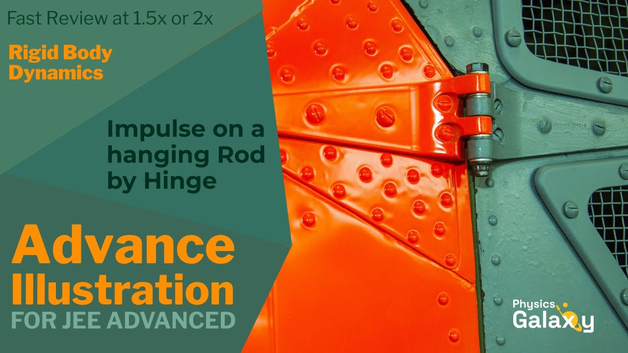14 physics rigid body dynamics impulse on a hanging rod by physics rigid body dynamics impulse on a hanging rod by hinge by ashish arora buycottarizona