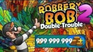 Gambar cover Robbery Bob 2 MOD (unlimited money) 1.6.8.1