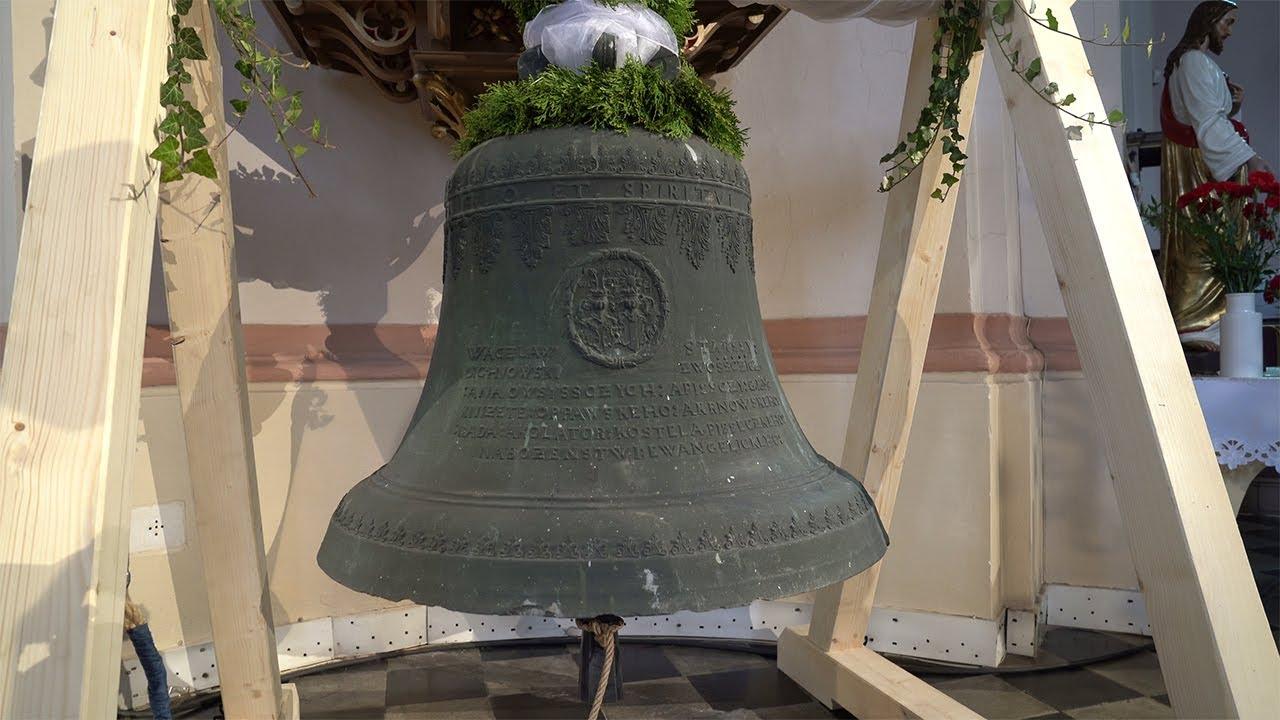 Symbol der Verbundenheit - Glockenrückkehr nach Píšt in Tschechien