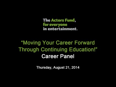 Moving Your Career Forward Through Continuing Education