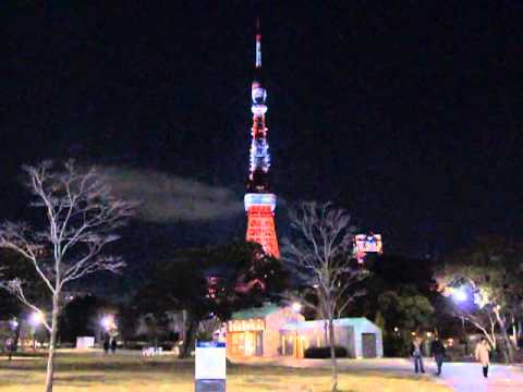 KDDIの「FULL CONTROL TOKYO」で東京タワーの照明を遠隔操作