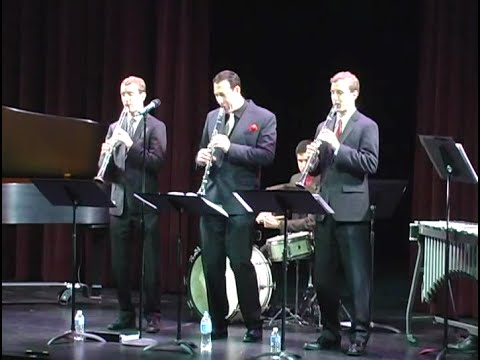 """Dan Levinson's """"Three Benny Opera"""": Soft Winds [with Peter and Will Anderson]"""