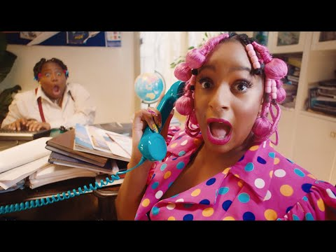 Cuppy - Litty Lit Ft. Teni (Official Music Video)