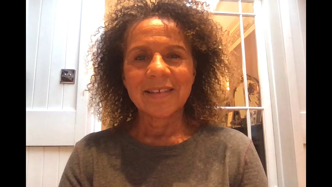 video: Chi-chi Nwanoku in self isolation from her home in London.