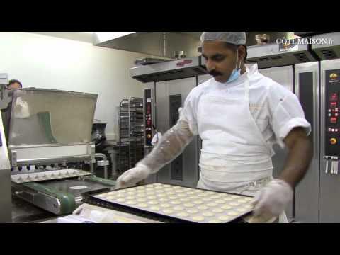 Les secrets de fabrication des macarons Ladurée