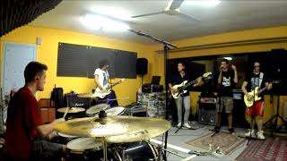 """Catch the Giant! - Skid Row's """"Youth Gone Wild"""" (Rehearsal)"""