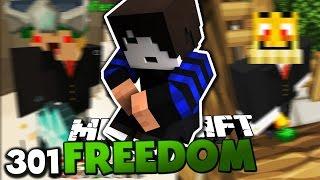 GLP WURDE ENTFÜHRT & EINE TEUFLISCHE FALLE! ✪ Minecraft FREEDOM #301 DEUTSCH | Paluten