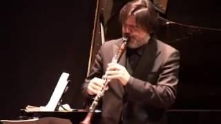 Corrado Giuffredi: Clarinet solo