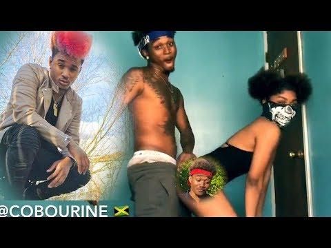 Meet Andre Cobourine -  The Jamaican Dancing Internet Sensation
