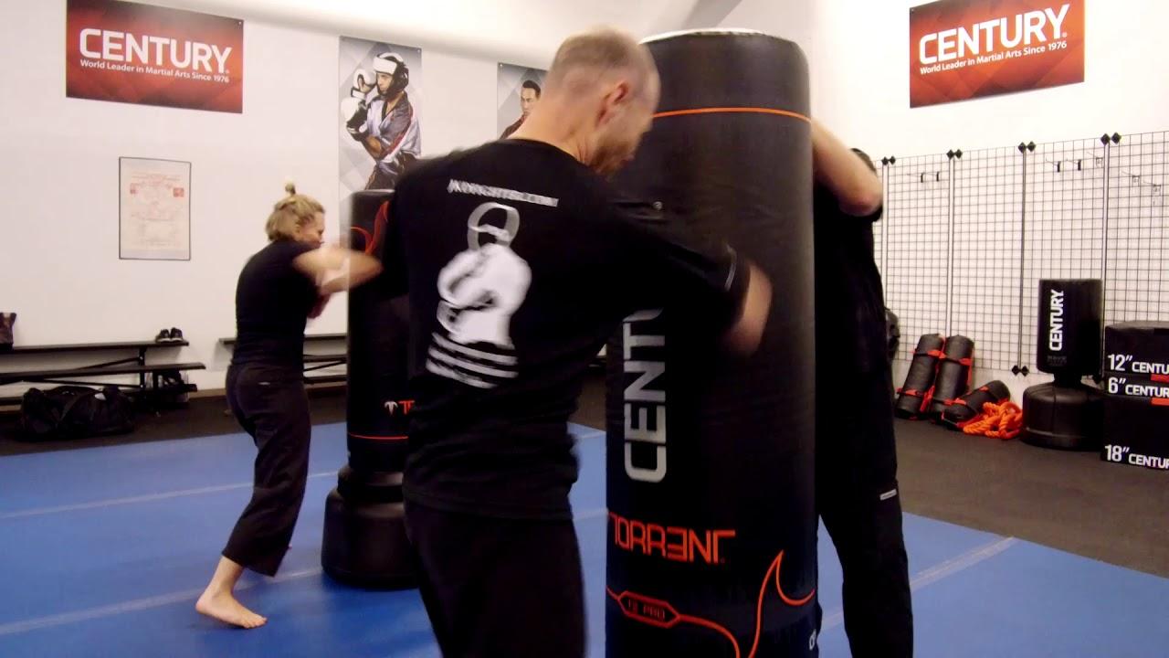 The Tor Bag Century Martial Arts