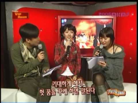 Bae Seul Ki - Interview + Tomboy 11.18.06