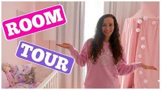 Room tour: Dětský pokojíček 👶🎀