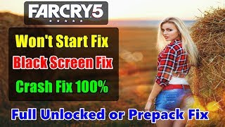 How to Fix FAR CRY 5 Not Starting/Launching Fix - Crash Fix | Update Download