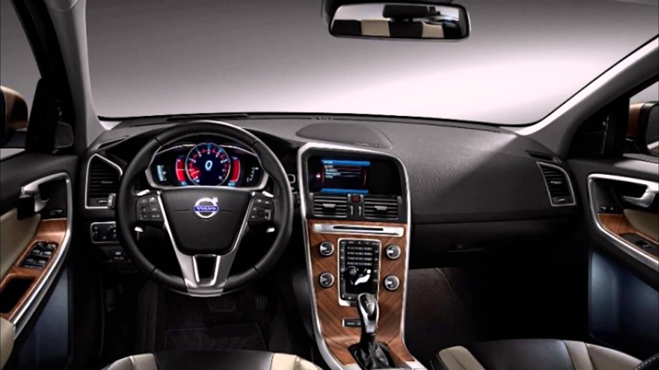 2016 volvo xc60 interior youtube. Black Bedroom Furniture Sets. Home Design Ideas