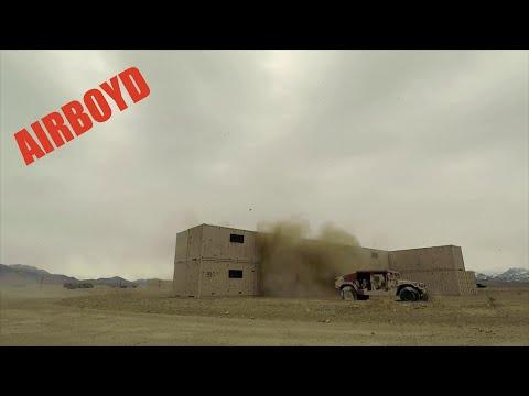 A-10 Warthog Live Fire • JTAC Training • Brrrrrrt!