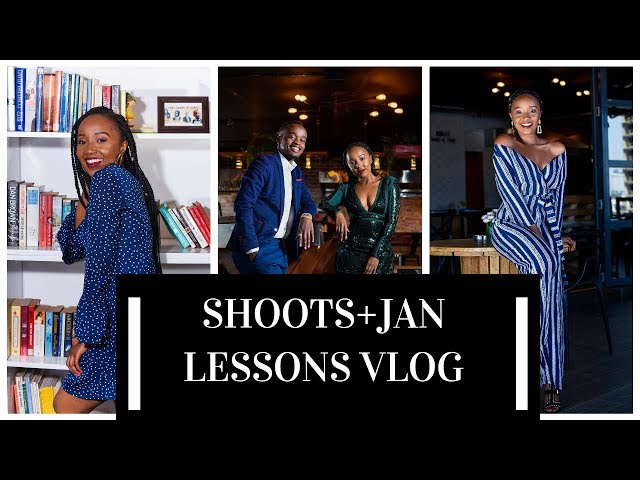 VALENTINES PHOTOSHOOT+EVENTS+LESSONS LEARNT FROM JANUARY||VLOG