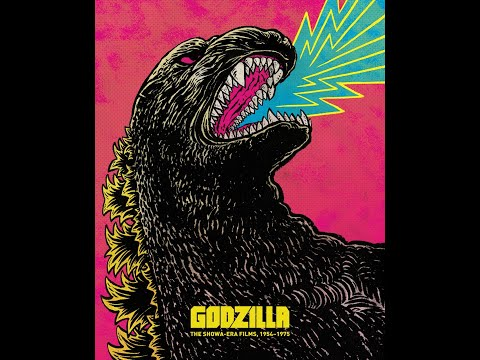 Godzilla: The Showa-Era Films, 1954–1975 - The Criterion Collection Trailer