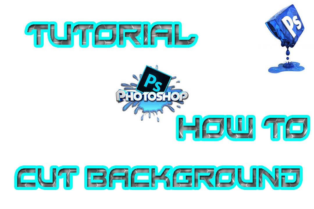 how to cut background in photoshop
