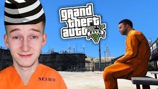 GTA V Więzienie #1 - GOLENIE na ŁYSO ✂️