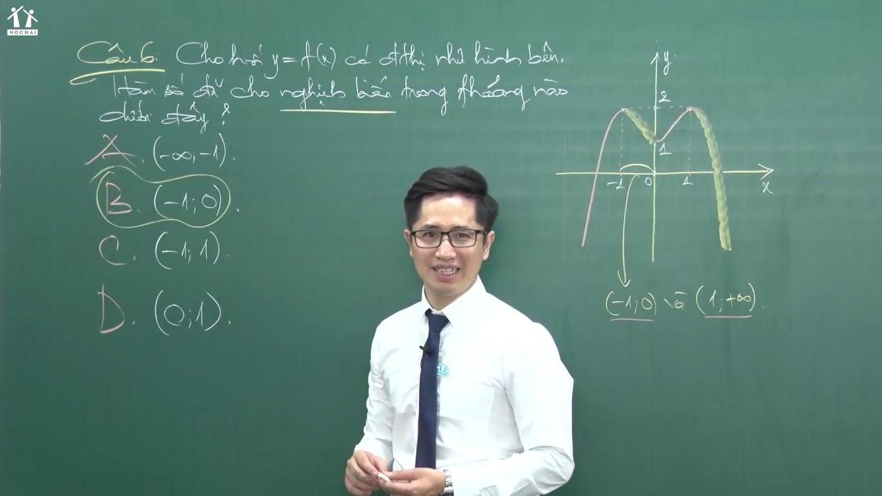 [BGHT] LUYỆN ĐỀ PEN-I 2021: Chữa đề 01 (phần 1) - Môn Toán - Thầy Nguyễn Thanh Tùng