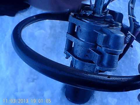 рыбалка электроледобур своими руками