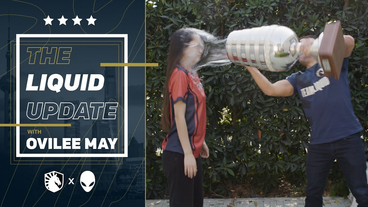 The Liquid Update with Ovilee May - Worlds 2020 - E1: Play-ins Group Draw