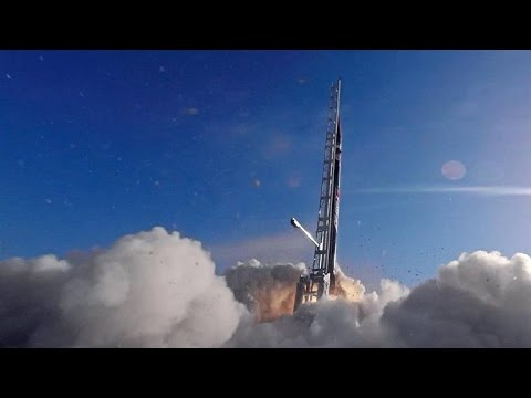 Ride into Space with This Record-Breaking Amateur Rocket