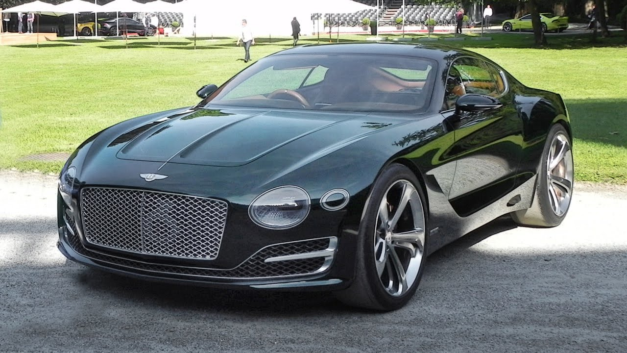 Bentley Exp 10 >> Bentley Exp 10 Speed 6 Sound Start Up Revs
