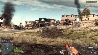 Battlefield 4 Carnage at objective Bravo