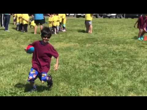 Safiyah & Ayaan's Field day at Knollwood School 6-2-17 (7)