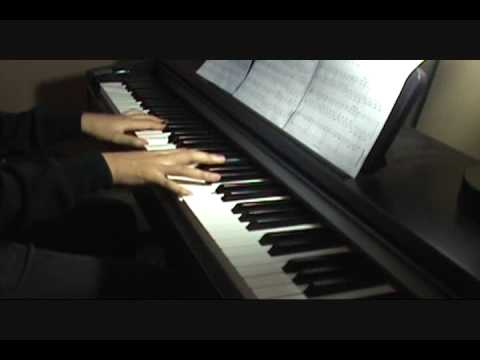 Bad Romance - Lady GaGa (Piano Cover) by aldy32