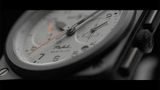 Bell & Ross : BR 03 RAFALE : The meeting of two outstanding companies