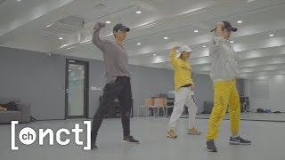 [N'-68] TEN's Choreography Practice Behind Video