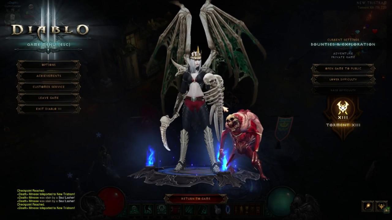 Diablo Mage Build