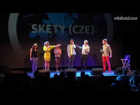 SKETY - Vokal.Total 2014 Winners' Concert
