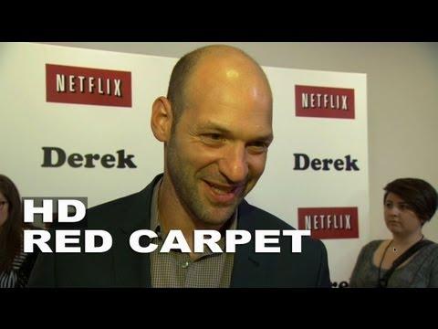 Derek Premiere; Corey Stoll Red Carpet