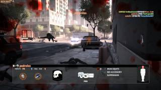 Playing with the Boys  BF Hardline