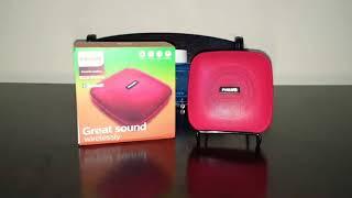 Best PHILIPS Bluetooth Speaker to Buy in 2020 | PHILIPS Bluetooth Speaker Price, Reviews, Unboxing and Guide to Buy