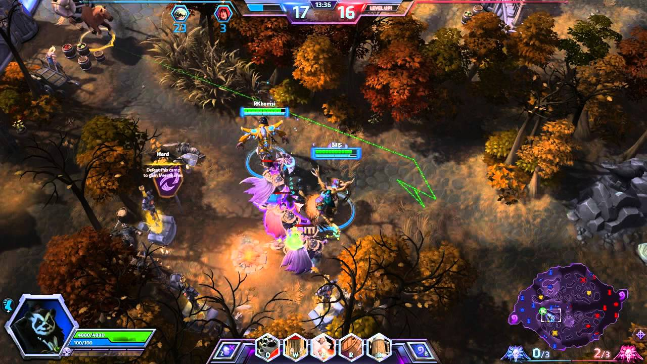 How does matchmaking work in heroes of the storm
