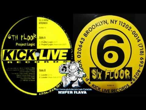 6th Floor - Project Logic (Full Vinyl, 12'') (1995)
